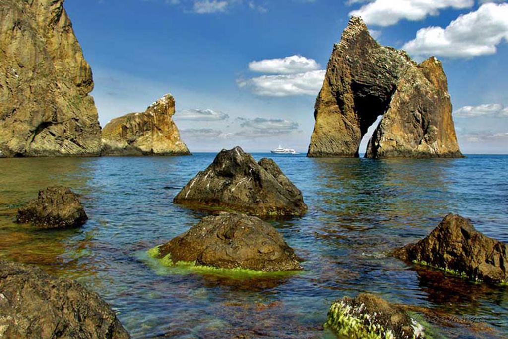 Землю в остров Скала на берегу моря недорого