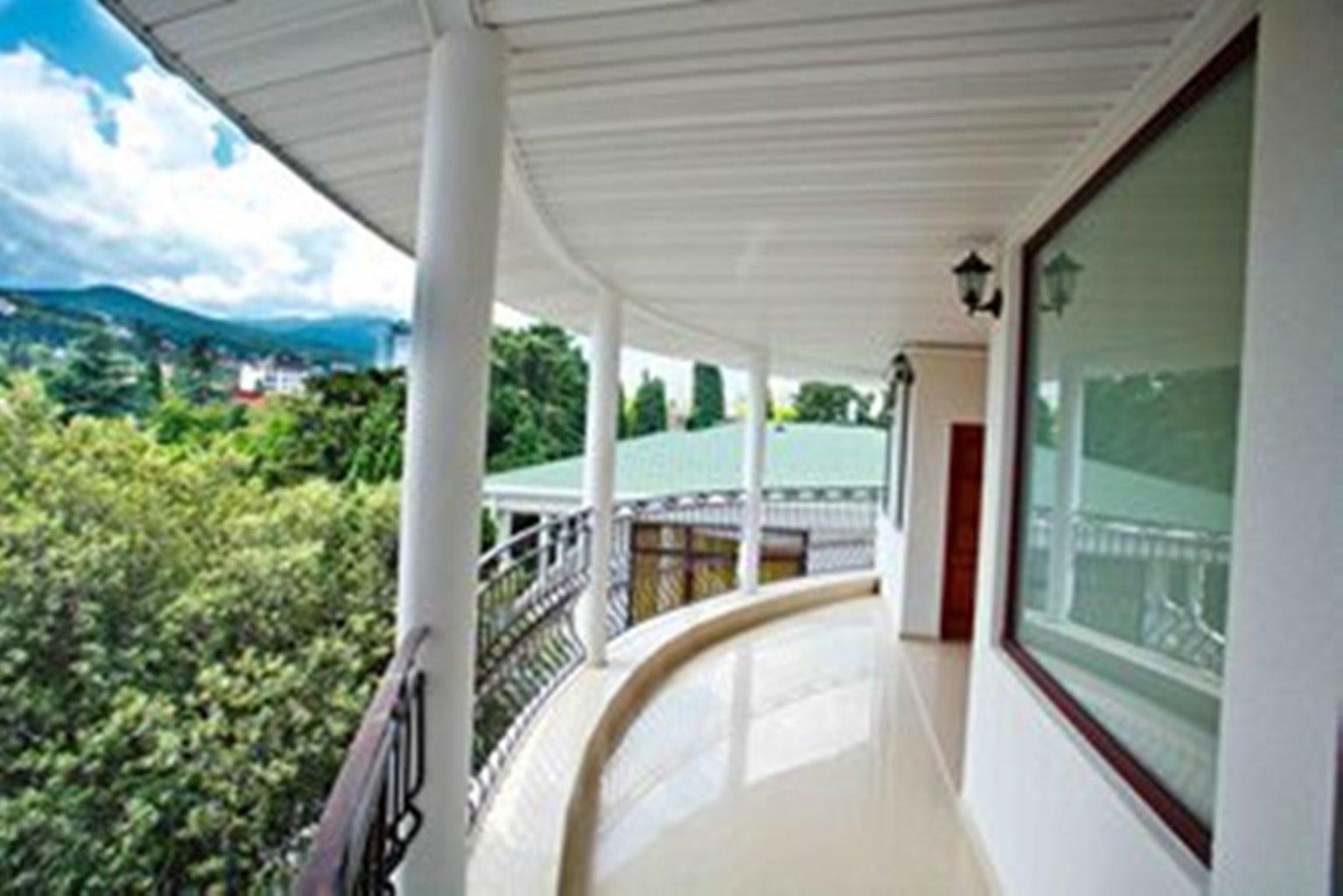 Balcony - picture of slavonic alliance hotel, yalta - tripad.